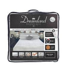 Dreamland Boutique Dual Control Electric Blanket - Double Best Price, Cheapest Prices