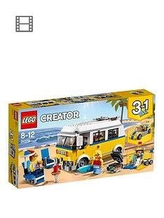 LEGO Creator 31079 Sunshine Surfer Van Best Price, Cheapest Prices