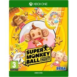 Super Monkey Ball Banana Blitz HD Xbox One Game Best Price, Cheapest Prices