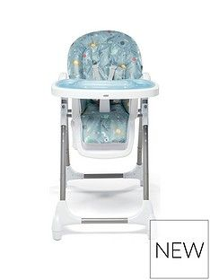 Mamas & Papas Mamas & Papas Snax Highchair- Space Robots Best Price, Cheapest Prices