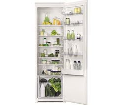 ZANUSSI ZBA32050SV Integrated Tall Fridge Best Price, Cheapest Prices