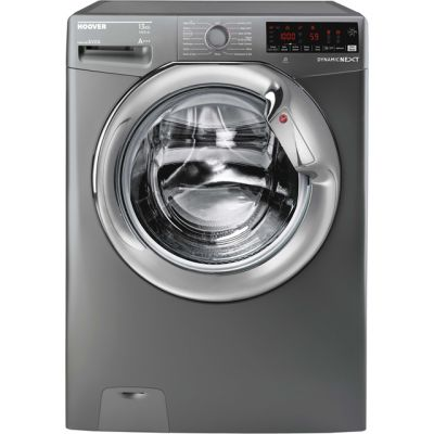 Hoover Dynamic Next DWOA413HLC3G Wifi Connected 13Kg Washing Machine with 1400 rpm - Graphite - A+++ Rated Best Price, Cheapest Prices