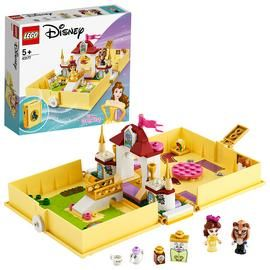 LEGO Disney Princess Belle's Storybook Adventures Set- 43177 Best Price, Cheapest Prices