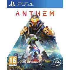 Anthem PS4 Game Best Price, Cheapest Prices