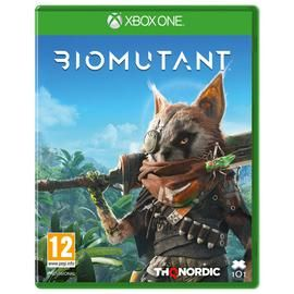 Biomutant Xbox One Pre-Oder Game Best Price, Cheapest Prices