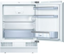 BOSCH Classixx KUL15A60GB Integrated Undercounter Fridge Best Price, Cheapest Prices
