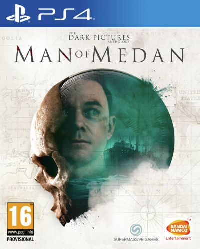 Dark Pictures Anthology: Man of Medan PS4 Game Best Price, Cheapest Prices