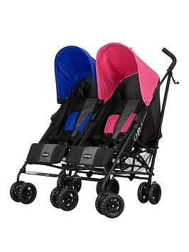 Obaby Apollo Twin Stroller Best Price, Cheapest Prices