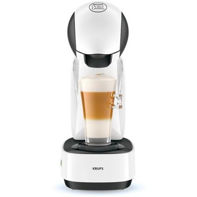 Dolce Gusto by Krups Infinissima KP170140 Pod Coffee Machine - White Best Price, Cheapest Prices