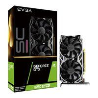 EVGA GeForce GTX 1650 SUPER SC ULTRA GAMING 4GB GDDR6 VR Ready Graphics Card, 1280 Core, 1755MHz Boost Best Price, Cheapest Prices