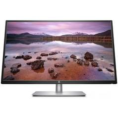 HP 32s 31.5 Inch FHD IPS Monitor - Black/Silver Best Price, Cheapest Prices