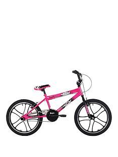 Flite Panic Girls BMX Bike 11 inch Frame Best Price, Cheapest Prices