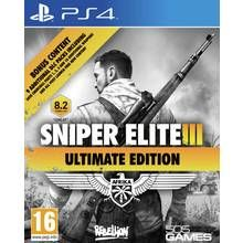 Snipers Elite 3 Ultimate Edition PS4 Game Best Price, Cheapest Prices