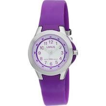 Lorus Ladies' Purple Analogue Strap Watch Best Price, Cheapest Prices