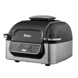 Ninja Health Grill and Air Fryer with Dehydrator - AG301UK Best Price, Cheapest Prices