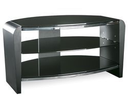 ALPHASON Francium 800 TV Stand - Black Best Price, Cheapest Prices