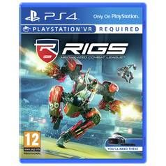 RIGS: Mechanised Combat League PS4 Game Best Price, Cheapest Prices