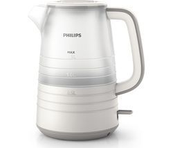 PHILIPS Daily Collection HD9334/12 Jug Kettle - White & Blue Best Price, Cheapest Prices