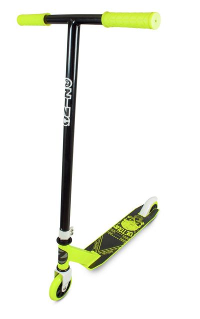 Zinc Detour Stunt Scooter - Yellow Best Price, Cheapest Prices