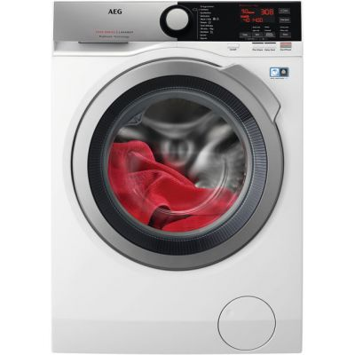 AEG ProSteam Technology L7FEE965R 9Kg Washing Machine with 1600 rpm - White - A+++ Rated Best Price, Cheapest Prices