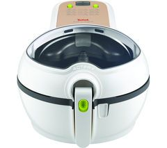 TEFAL ActiFry Plus GH840040 Air Fryer - White Best Price, Cheapest Prices