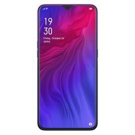 SIM Free OPPO Reno Z Mobile Phone - Purple Best Price, Cheapest Prices