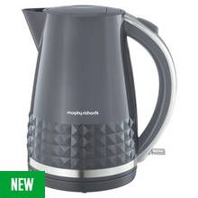 Morphy Richards 108264 Dimensions Jug Kettle - Grey Best Price, Cheapest Prices