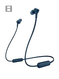 Sony Wi-Xb400 Extra Bass&Trade; Wireless In-Ear Headphones Best Price, Cheapest Prices