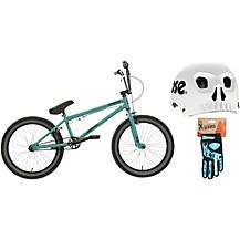 Mongoose Scan R60 BMX bike bundle Best Price, Cheapest Prices