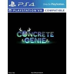 Concrete Genie PS4 Pre-Order Game Best Price, Cheapest Prices