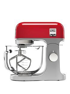 Kenwood kMixStand Mixer - Red Best Price, Cheapest Prices