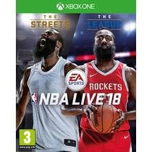 NBA Live 18 Xbox One Game Best Price, Cheapest Prices