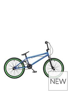 Rooster Rooster R-Core 9.75 Inch Frame 20 Inch Wheel BMX Bike Blue Best Price, Cheapest Prices