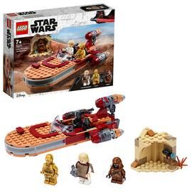 LEGO Star Wars Luke Skywalker's Landspeeder Playset - 75271 Best Price, Cheapest Prices