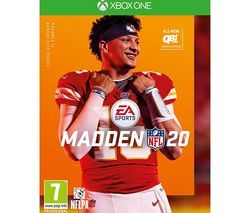 XBOX ONE Madden NFL 20 Best Price, Cheapest Prices