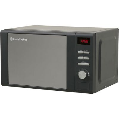Russell Hobbs Heritage RHM2064G 20 Litre Microwave - Grey Best Price, Cheapest Prices