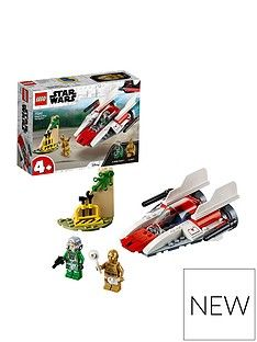 LEGO Star Wars 75247 Rebel A-Wing Starfighter™ Best Price, Cheapest Prices