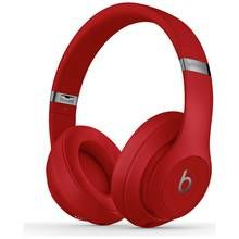 Beats by Dre Studio 3 Wireless Over-Ear Headphones - Red Best Price, Cheapest Prices