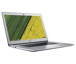 ACER CB515-1HT 15.6 Intel® Pentium® Chromebook - 64 GB eMMC, Silver Best Price, Cheapest Prices