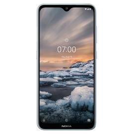 SIM Free Nokia 7.2 64GB Mobile Phone - Ice Best Price, Cheapest Prices