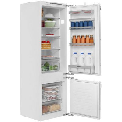 Siemens IQ-300 KI87VVF30G Integrated 70/30 Fridge Freezer with Fixed Door Fixing Kit - White - A++ Rated Best Price, Cheapest Prices