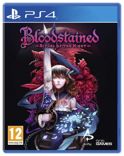 Bloodstained: Ritual of the Night PS4 Game Best Price, Cheapest Prices