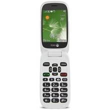 SIM Free Doro 6520 Mobile Phone - Black Best Price, Cheapest Prices