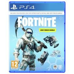 Fortnite Deep Freeze Bundle PS4 Best Price, Cheapest Prices