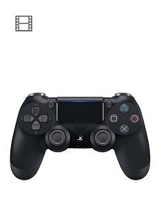 Playstation 4 Dualshock Controller - Black V2 Best Price, Cheapest Prices