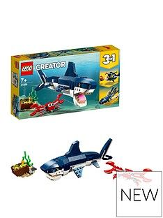 LEGO Creator 31088 Deep Sea Creatures Best Price, Cheapest Prices