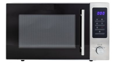 De'Longhi 900W Standard Microwave AM925 - Grey Best Price, Cheapest Prices