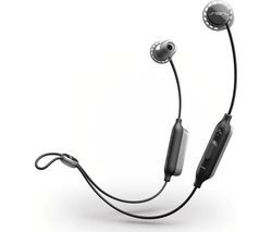 SOL REPUBLIC Relays Sport Wireless Bluetooth Headphones - Grey Best Price, Cheapest Prices