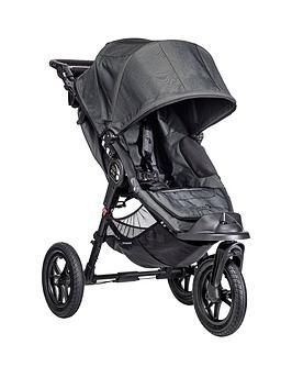 Baby Jogger City Elite Special Edition Pushchair - Charcoal Denim Best Price, Cheapest Prices
