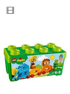 LEGO Duplo 10863 My First Animal Brick Box Best Price, Cheapest Prices